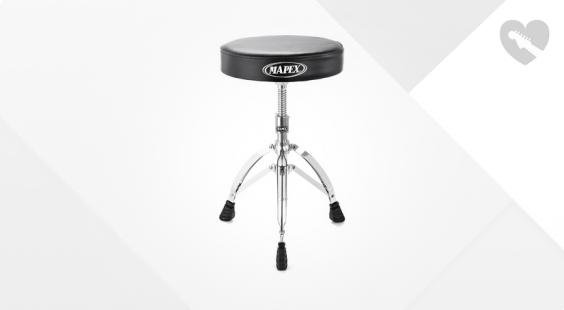 Mapex MXT561A Drum Stool: Good Match For Your Music Taste?