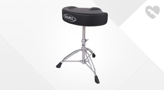 Full preview of Mapex MXT575A Drum Stool