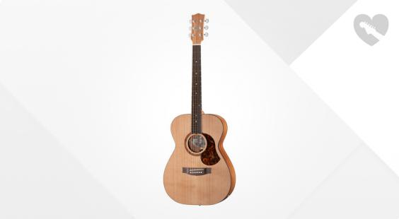 Full preview of Maton SRS808