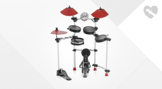 Full preview of Millenium HD-100 E-Drum Set