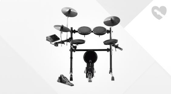 Full preview of Millenium MPS-200 E-Drum Special Set