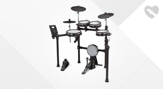Full preview of Millenium MPS-450 E-Drum Set