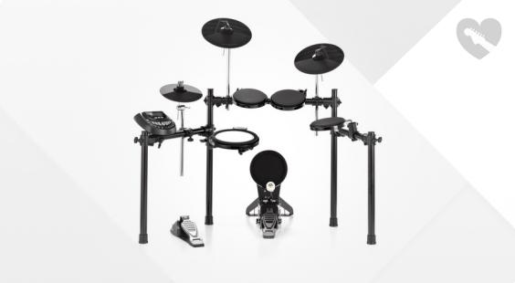 Full preview of Millenium MPS-500 E-Drum Set