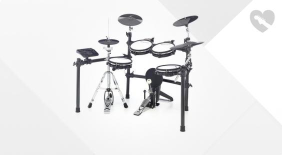 Full preview of Millenium MPS-750 E-Drum Mesh Set Mine