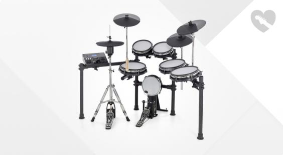Full preview of Millenium MPS-850 E-Drum Set