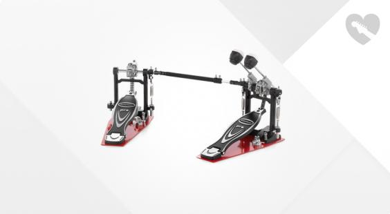 Full preview of Millenium PD-222 Pro Series BD Pedal