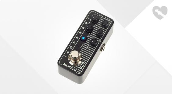 Full preview of Mooer Micro PreAmp 020