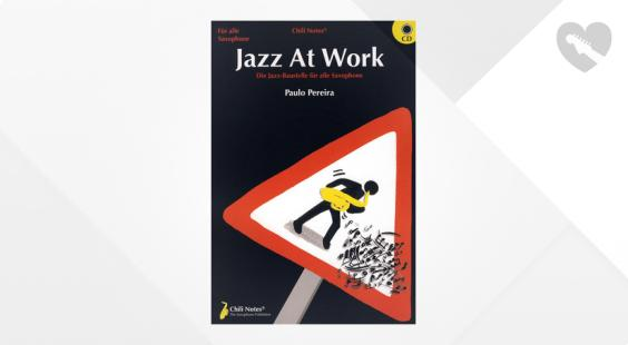 Full preview of Musikverlag Chili Notes Jazz At Work