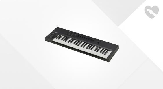 Full preview of Native Instruments Komplete Kontrol A49