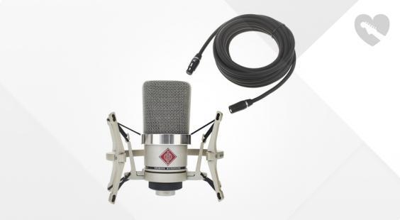 Full preview of Neumann TLM 102 Studio Set Bundle