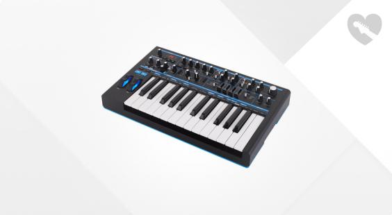Full preview of Novation Bass Station II