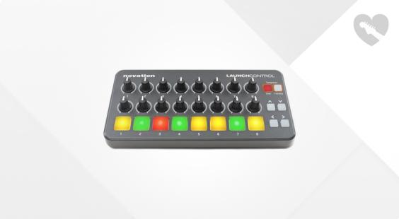Full preview of Novation Launch Control