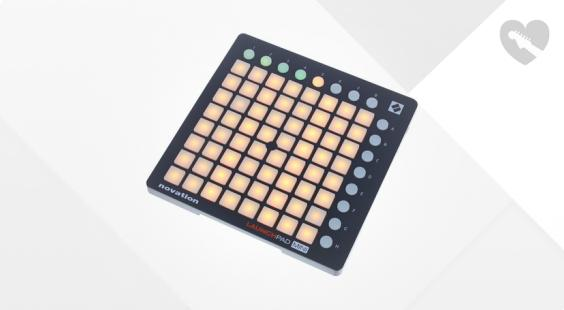 Full preview of Novation Launchpad Mini