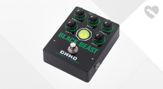 Full preview of OKKO Black Beast B-Stock