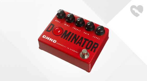 Full preview of OKKO Dominator Distortion