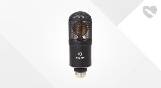 Full preview of Oktava MK-519