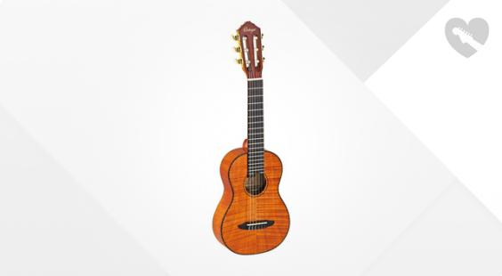 Full preview of Ortega RGL18FMH Guitarlele