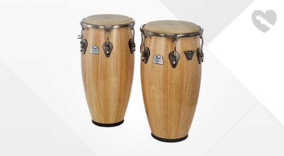 Full preview of Pearl PWC-302DX Primero Pro CongaSet