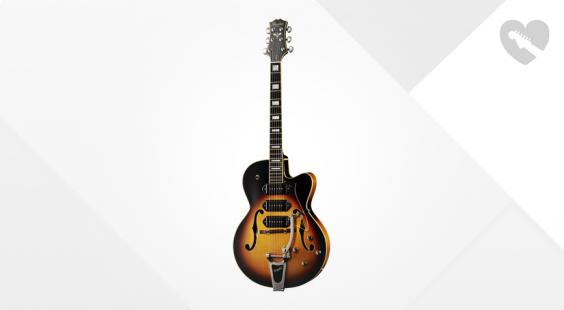 Full preview of Peerless Guitars Tonemaster JH Special