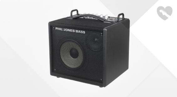 Full preview of Phil Jones Bass Combo M-7