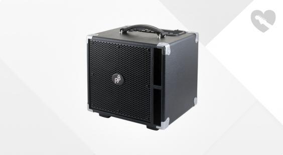 Full preview of Phil Jones BG-400 Suitcase Compact