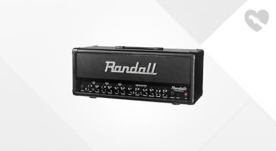 Full preview of Randall RG1003H Head