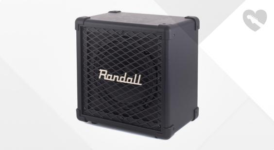 Full preview of Randall RG8 Cabinet