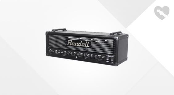 Full preview of Randall Thrasher Head B-Stock