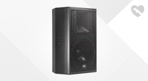 Full preview of RCF C3110-96 Acoustica Series