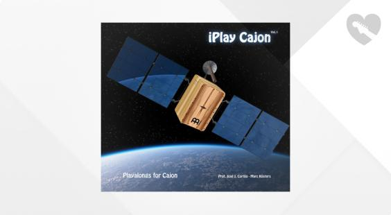 Full preview of rhythmtoolsfactory iPlay Cajon Vol.1