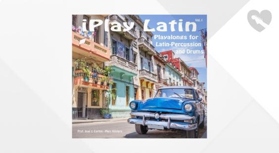 Full preview of rhythmtoolsfactory iPlay Latin Vol.1