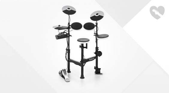 "Take the ""IS IT GOOD FOR ME"" test for ""Roland TD-4KP - V-Drum Portable Set"", read the reviews and join the community!"
