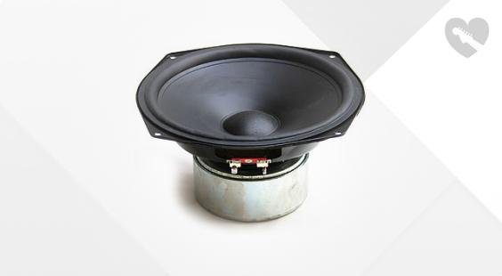 Full preview of Samson Resolv 80A Replacementwoofer
