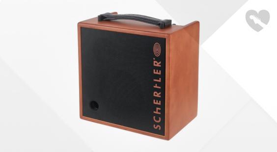Full preview of Schertler Giulia Y Amp Wood B-Stock