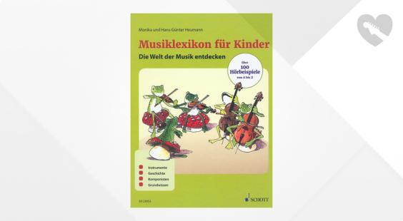 Full preview of Schott Musiklexikon für Kinder