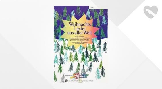 Full preview of Siebenhüner Musikverlag Weihnachten Welt Flute