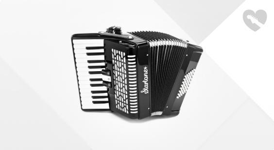 Full preview of Startone Maja 48 Accordion Black