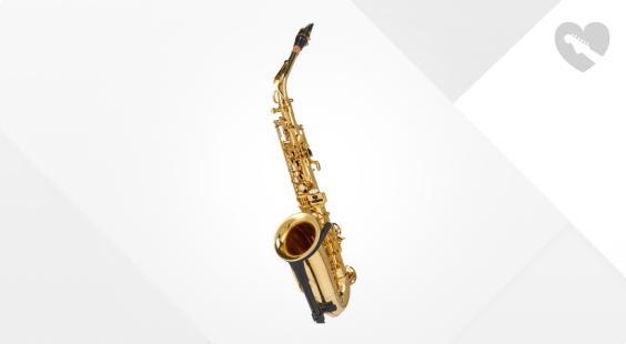 Full preview of Startone SAS-75 Alto Saxophone