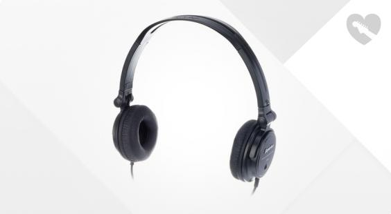 Full preview of Superlux HD 572