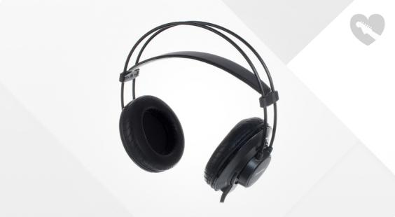 Full preview of Superlux HD-672 Black