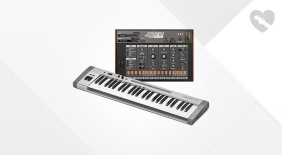 Full preview of Swissonic EasyKey 49 AAS Bundle