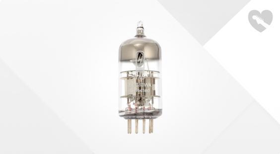 Full preview of TAD RT008 Tube ECC83 WA