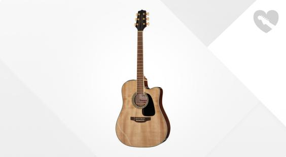 Full preview of Takamine GD51CE-NAT