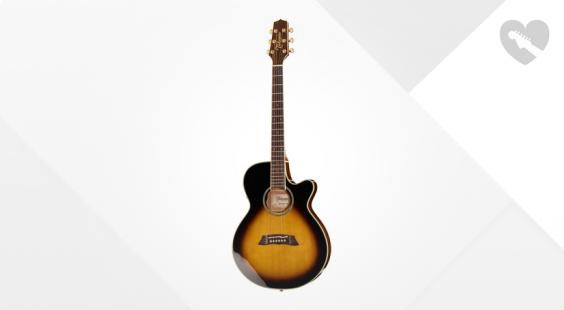 Full preview of Takamine TSP138CTBS Thinline