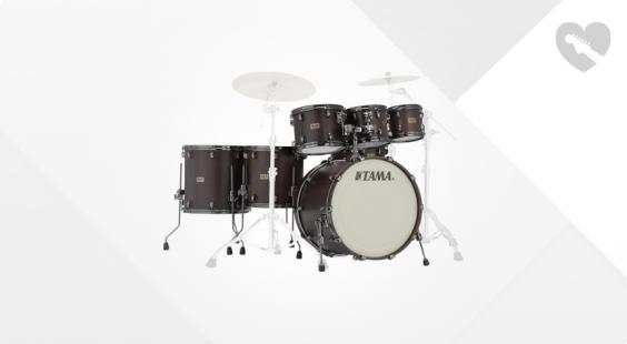 Full preview of Tama S.L.P. G-Bubinga Kit 6pcs TSMG