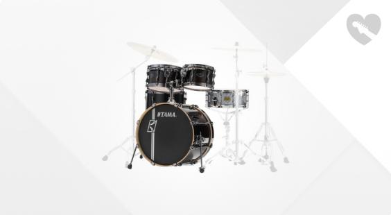 Full preview of Tama Superstar H.Maple+Snare DMF