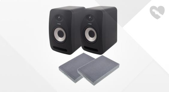 Full preview of Tannoy Reveal 502 ISO Pad Set