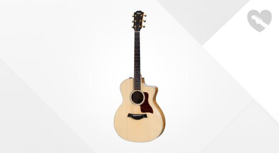 Full preview of Taylor 214ce-FO DLX LTD