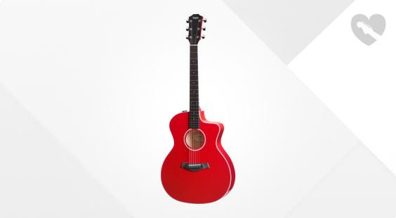 Full preview of Taylor 214ce-Red DLX