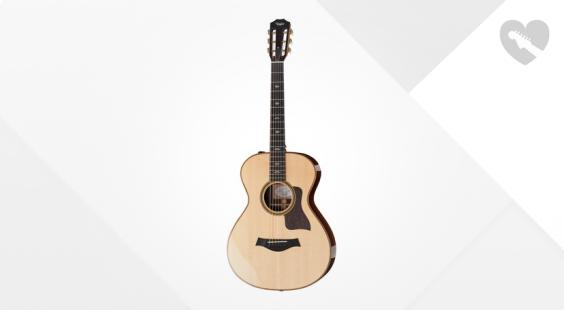 Full preview of Taylor 712e 12-Fret
